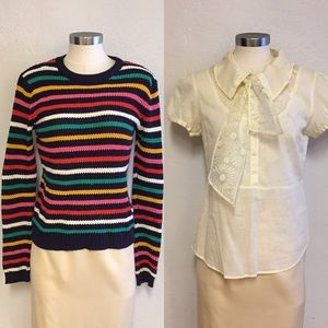 Lot of 2 Tops, M